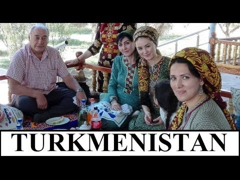 Turkmenistan (Traditions of Hospitality)  Part 8