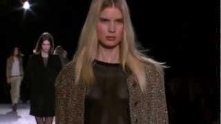 Theyskens' Theory ➤ Fall/Winter 2012/2013 Full Fashion Show Thumbnail