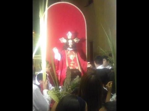 """señor del triunfo """"Iglesia Santo Domingo de Guzman"""" """"Chincha Alta"""""""