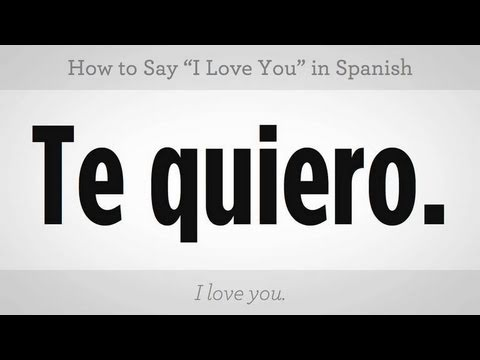 How you say i love you so much in spanish