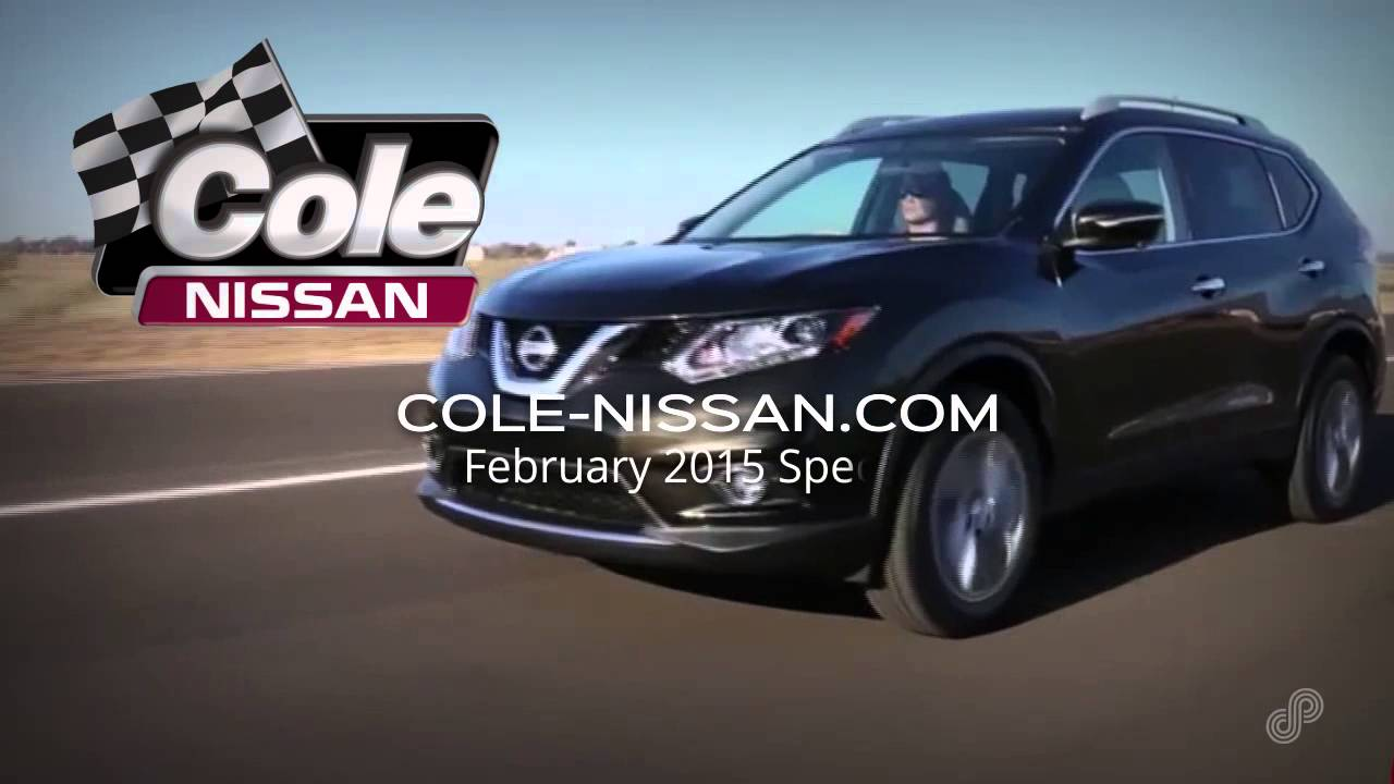 2015 nissan murano lease offer cole nissan february 2015. Black Bedroom Furniture Sets. Home Design Ideas