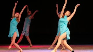 Танец Контемпорари в Белгороде. Dance Life. Елка - Моревнутри. Contemporary dance video,