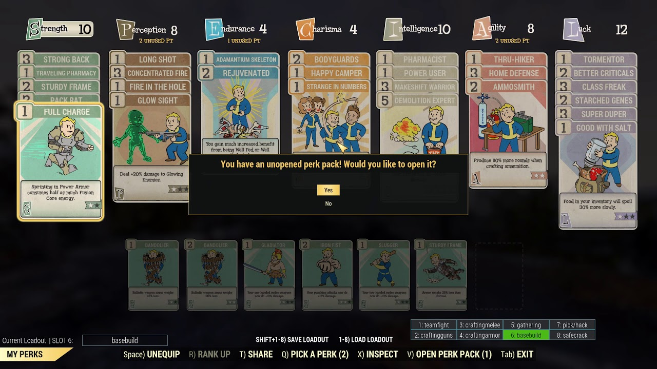 Fallout 76 How to (manually) install the Perk Manager Mod