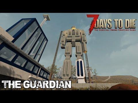 7 Days To Die (Alpha 16.3) - The Guardian (Dark Science, Part 6) (Day 102)