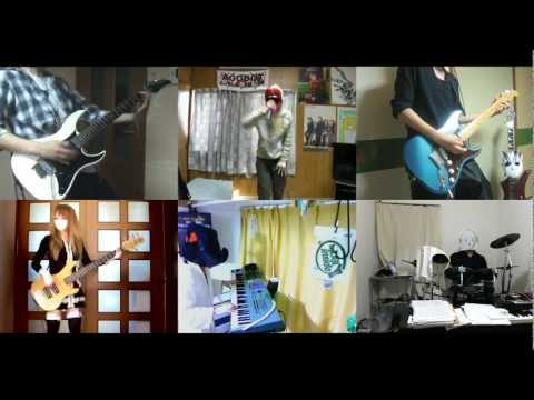 [HD]HUNTER×HUNTER ED [Just Awake] Band cover
