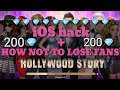 iOS HOLLYWOOD STORY (200 diamonds) CHEAT/HACK/TRICK | BONUS HOW NOT TO LOSE FANS | 100% SAFE | PART2