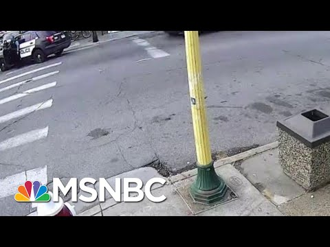Watch Exclusive Videos Leading To Officer's Murder Charge In Floyd Death | MSNBC
