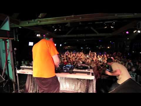 Flux Pavilion & Doctor P @ Showbox Sodo - Circus Tour live Seattle HD