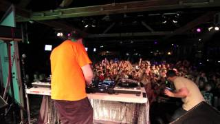 Flux Pavilion & Doctor P live @ Showbox Sodo - Circus Tour Seattle 2011 HD