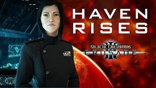 New Story With Every Play - Galactic Civilizations III: Crusade