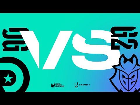 LEC Spring 2020 - OG vs G2 - W7D1