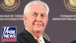 Secretary Tillerson is open to talks with North Korea