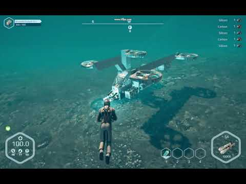 PlanetNomads underwater mining