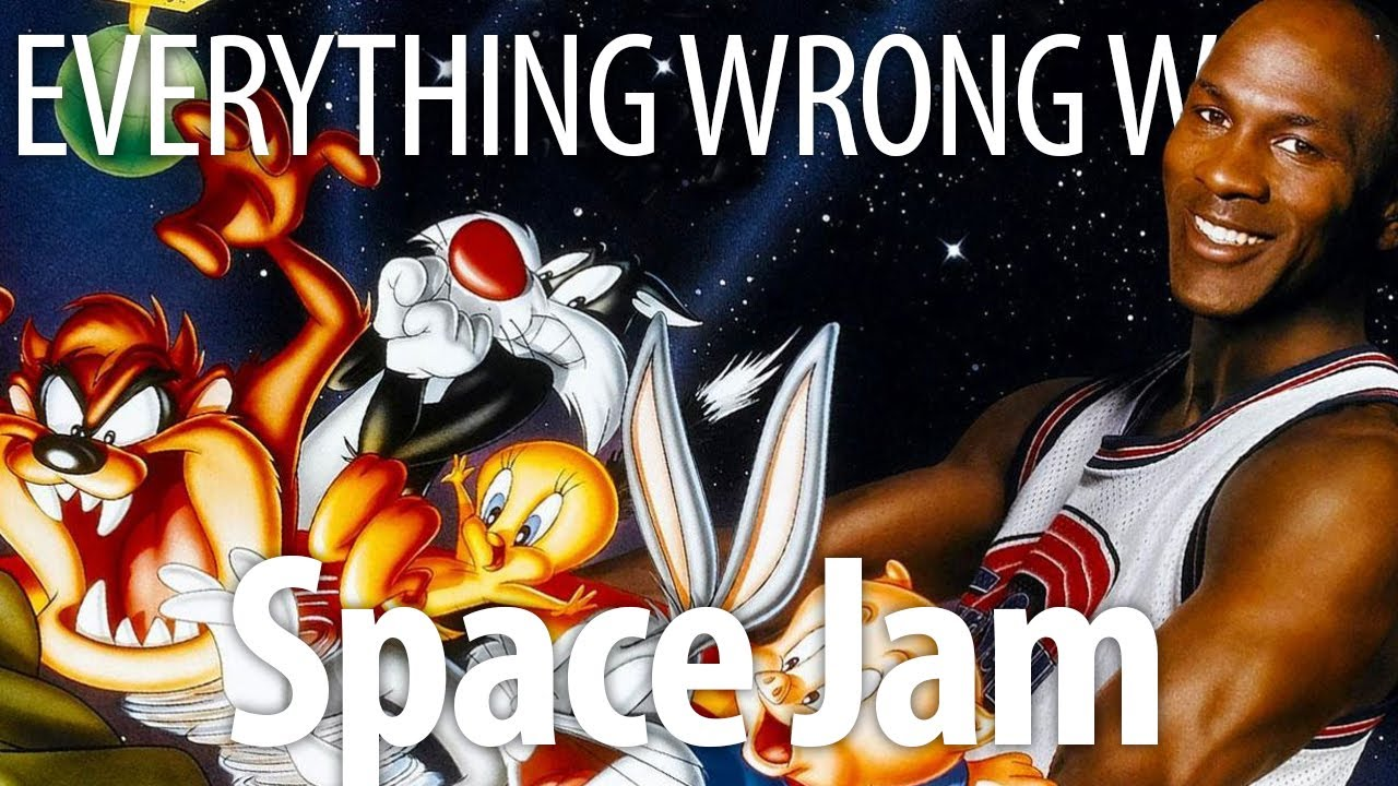 Download Everything Wrong With Space Jam In 23 Minutes Or Less