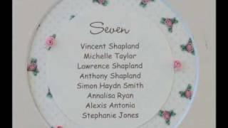 Sew-unique Wedding Stationery