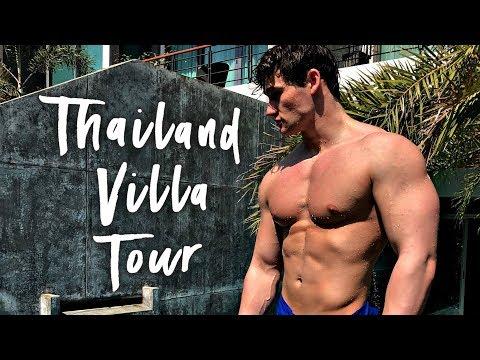 INSANE THAILAND VILLA TOUR