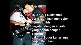 Bondan Bogor Jakarta (cudell) lirik