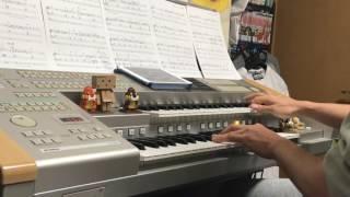 乃木坂46「サヨナラの意味」エレクトーンで弾いてみた