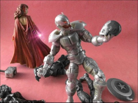 Avengers Age of ultron Stop Motion 1/2 Mp3