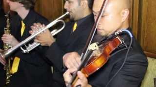 "Jewish wedding music band Shir Soul - ""L'man Achai"" featuring Earl Maneein"