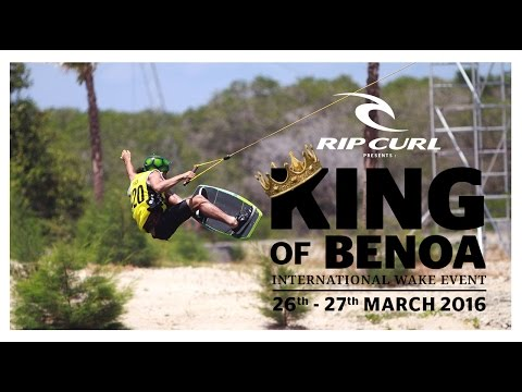 Rip Curl King of Benoa - International Wake Event