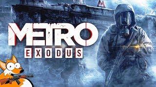 Metro Exodus - АТМОСФЕРА НАЧИНАЕТСЯ! • Обзор и прохождение игры Метро Исход #1