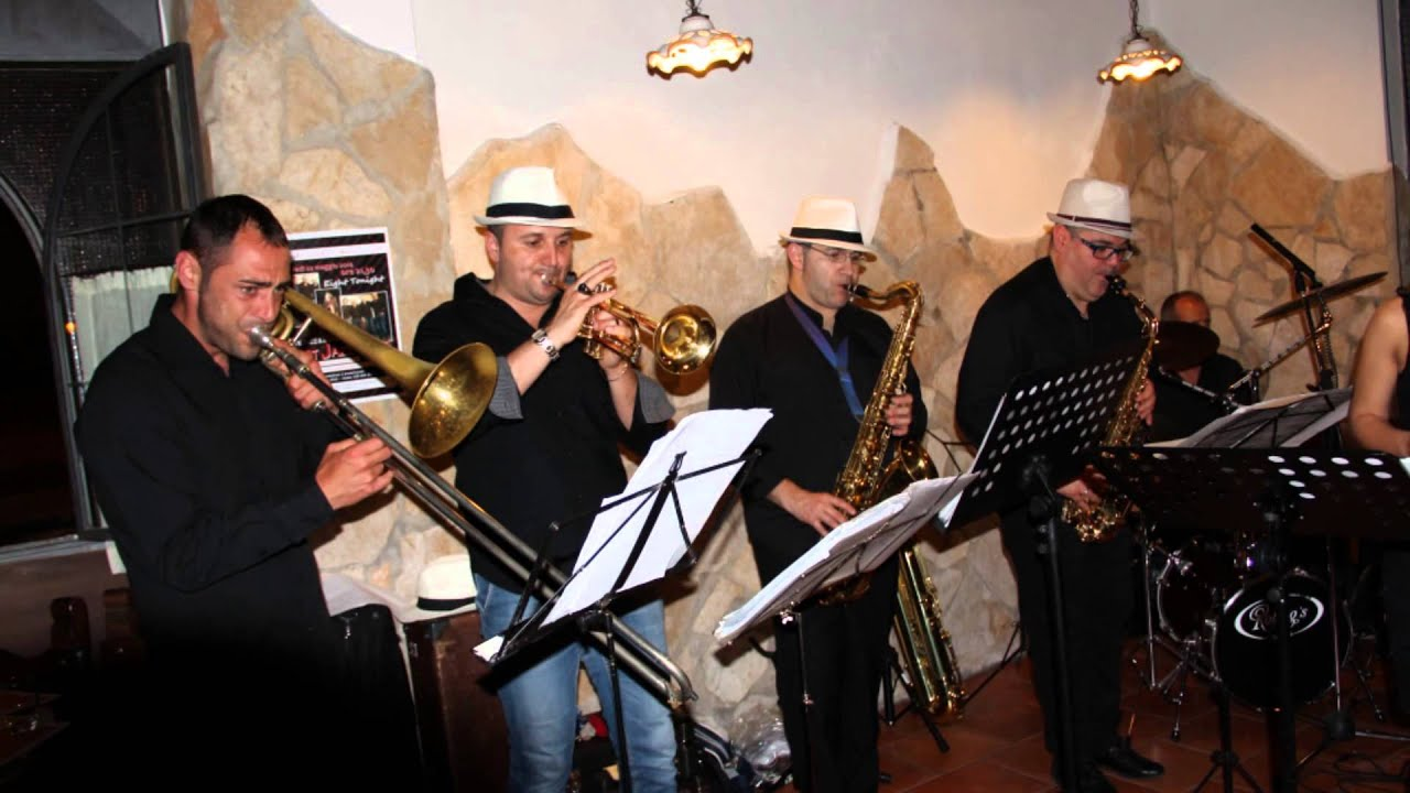 Hot Jazz Band Salerno - There will never be another you ...