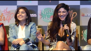 Video Celebrating Success Of 'The Trip' & Announcement Of Season 2 Of 'GIRL IN THE CITY' download MP3, 3GP, MP4, WEBM, AVI, FLV Juni 2017