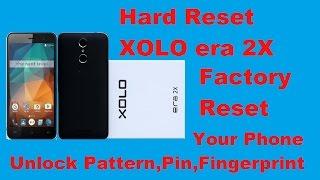 XOLO era 2X /Hard Reset XOLO era 2X/Unlock Pattern XOLO era 2X