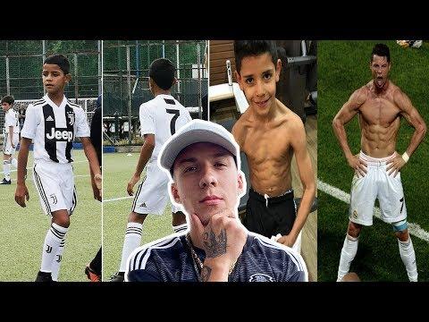 Cristiano Ronaldo Jr - Wird er die WELT erobern ???