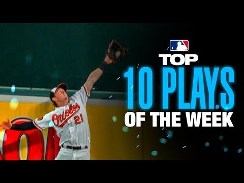 Austin Hays robs Vlad Jr! | MLB's Top 10 Plays of the Week (9/16 to 9/22)