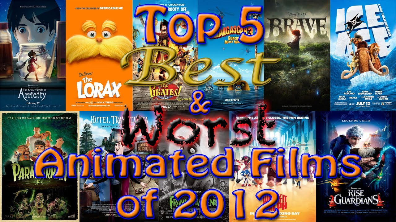 Top Ten Funniest Animated Movies - TheTopTens®