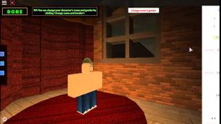 Game play Roblox:Vamparie and Hunters