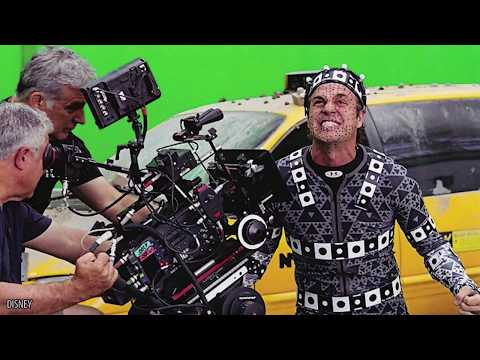 Amazing Movies Before & After Special Effects