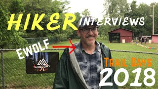 Baixar Trail Days 2018 Hiker Interviews ~ Ewolf (Evan's Backpacking Videos) & Trail Angel Mary
