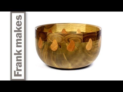 Segmented Woodturning and the Pantorouter