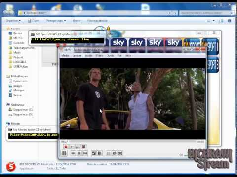 Sky sports channels in vlc player by mohamed eddami | Doovi