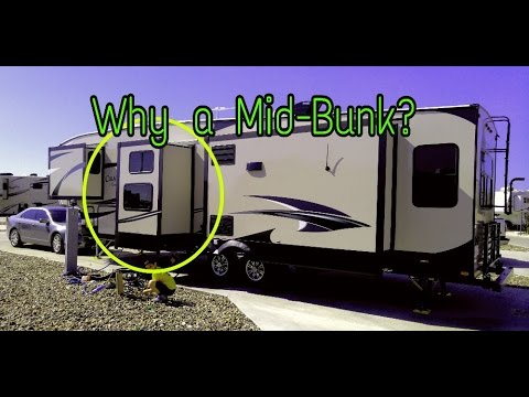 Buying a new RV?  Mid-Bunk Fifth Wheels. My opinion