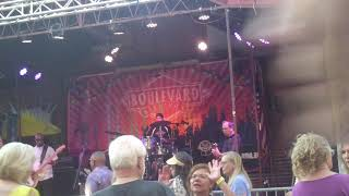 JPB at the WBS Blues Bash - Voodoo Child (Slight Return)