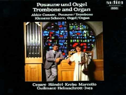 Sonata in A minor - Händel - Abbie Conant