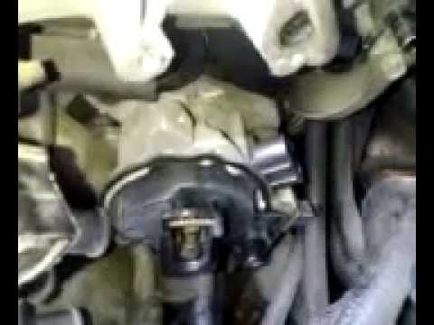 replacing  distributor     dodge stratus youtube
