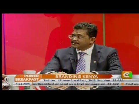 Chris Diaz confident Kenya branding and brand Africa has a great future
