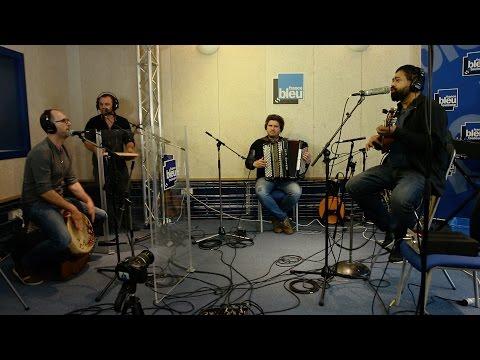 Julian Babou - Pandyé - Live Radio France Bleu Toulouse