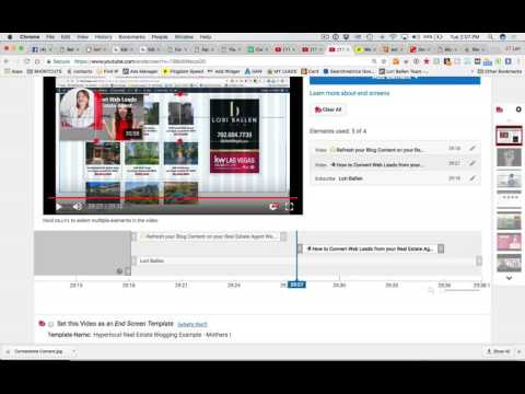 Youtube Cards, Call to Action Overlays on your Videos [16:21]