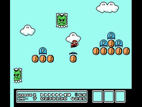 TAS: Kaizo Mario Bros. 3 by Lord Tom