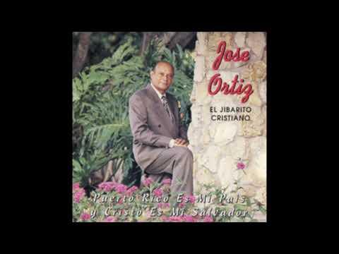 Puerto Rico Es Mi Pais Y Cristo Es Mi Salvador- Jose Ortiz