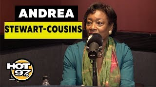 What Happened With Legalizing Weed In New York w/ Senate Majority Leader Andrea Stewart-Cousins