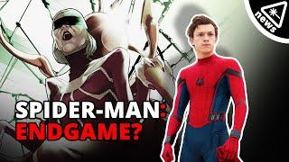How Marvel & Sony are Setting Up Spider-Man's MCU Endgame! (Nerdist News w/ Amy Vorpahl)