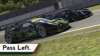 iRacing : GTEs Dodging Prototypes Makes Me Mad. (R18 @ Nurburgring GP)