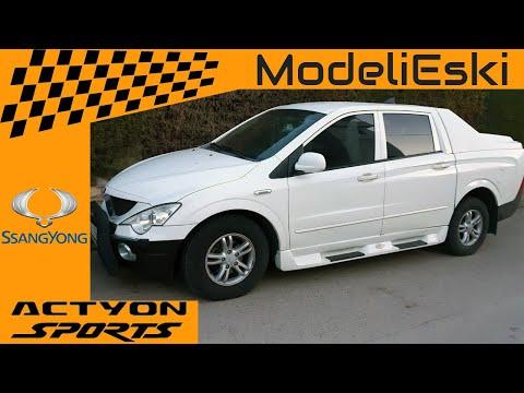 SsangYong Actyon Sports 2.0 XDİ 4x2 - 2011 | POV